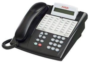 Phone: Avaya Partner Phone System