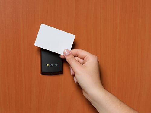 Access Control: Additional layer of security